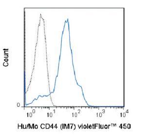 Anti-CD44 Rat Monoclonal Antibody (violetFluor® 450) [clone: IM7]