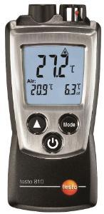 Lämpömittari, infrapunalämpömittari, 810
