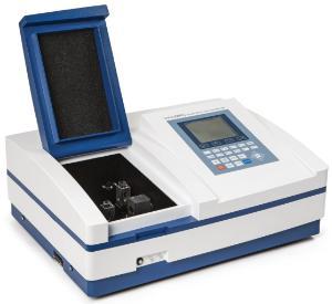 UV/VIS-spektrofotometrit, kaksisäteinen, UV-6300PC