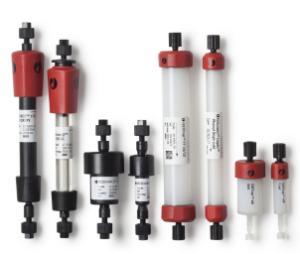 Anion exchange chromatography columns, RESOURCE™ Q