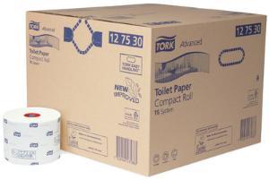 Toilet paper, T6 - Compact, Tork
