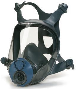 Kokomaski, kaasuilta, höyryiltä ja pölyltä suojaavat kokomaskit, 9000-sarja