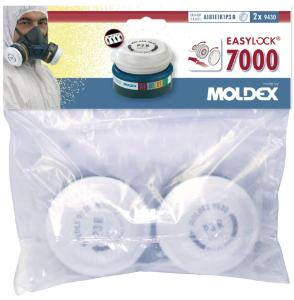 Hengityssuojaimen suodatin, 7000- ja 9000-sarja, EasyLock®